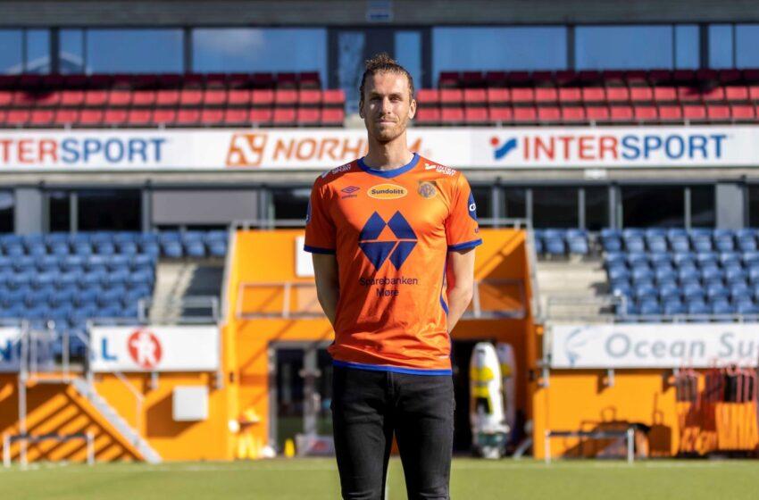 Zaandammer Quint Jansen vervolgt loopbaan bij Aalesunds FK in de Noorse 1.divisjon