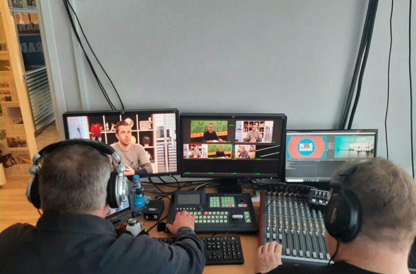 Vrijdag aflevering 7 Sport In Zaanstad met gasten: Joeri Houniet, Sanne Pasma en Richard Douma