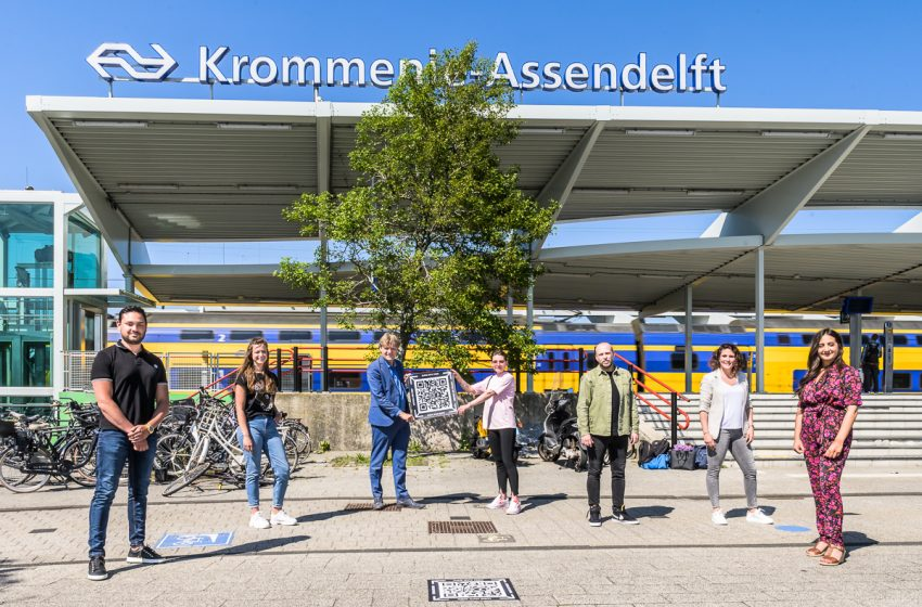 Ajax aanvaller Naci Ünüvar het gezicht van Gemeente campagne `Be on Track`