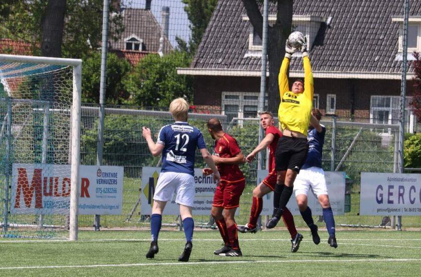 ZVV Zaandijk oefent tegen sc Purmerland