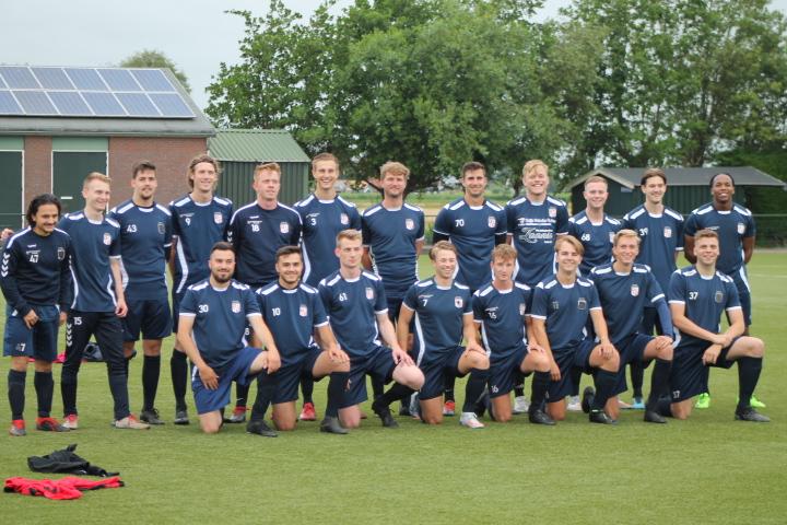 Sporting Krommenie neemt Zaanstad Cup uiterst serieus en oefent volop
