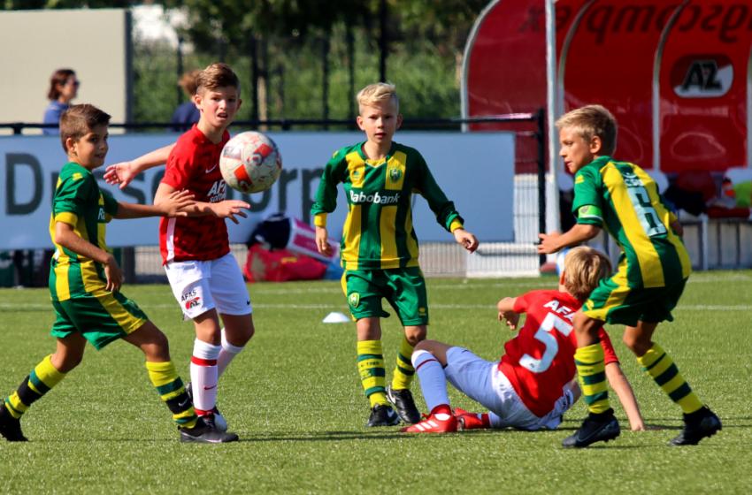 De oefenresultaten van Alkmaar/Zaanstreek jeugdteams