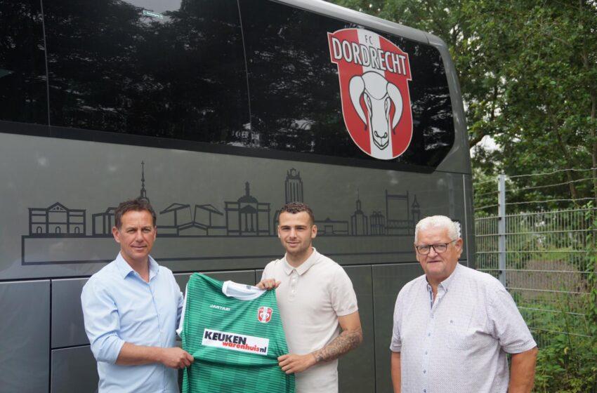 FC Dordrecht contracteert Zaandammer Mauro Savastano na intensieve selectieprocedure