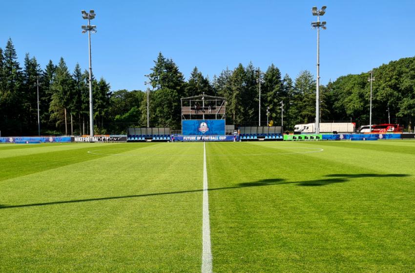 Jong AZ winnaar Future of Football Cup na 6-0 overwinning op nog Jonger Club Brugge