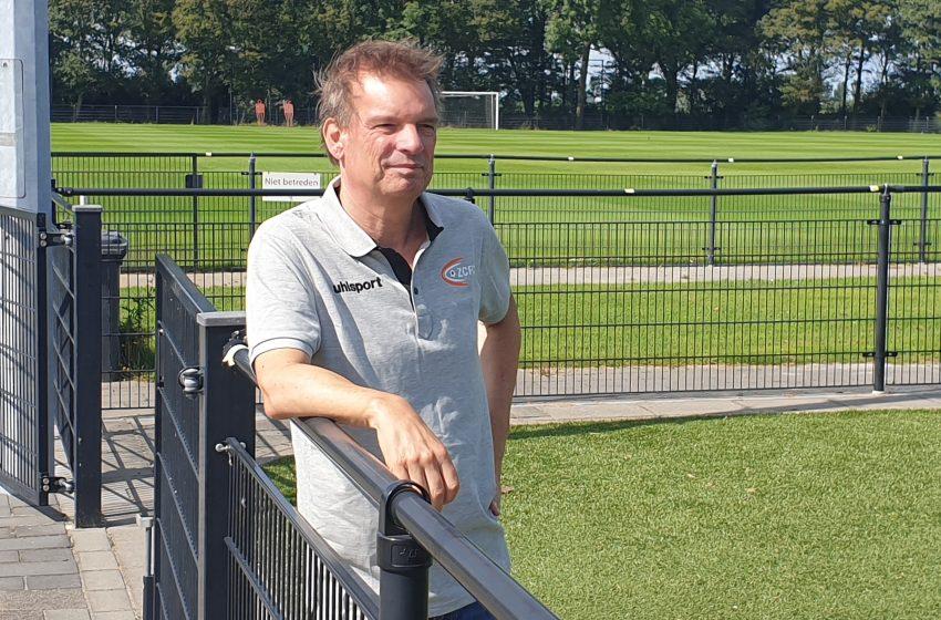 ZCFC-trainer Willem Zeijlmans wil team in zijn kracht laten spelen