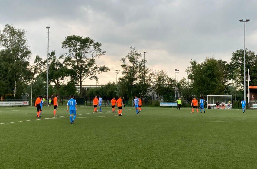 Incompleet FC Zaandam zegeviert met 1-2 bij ZCFC