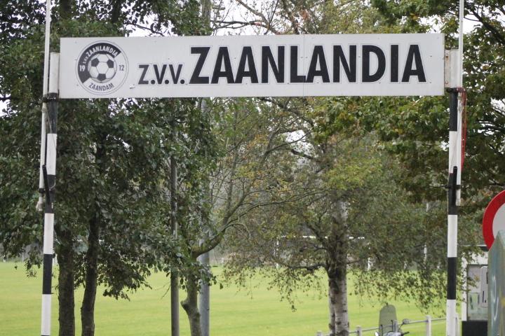 Groot deelnemersveld O-14 voorbereidingstoernooi zvv Zaanlandia
