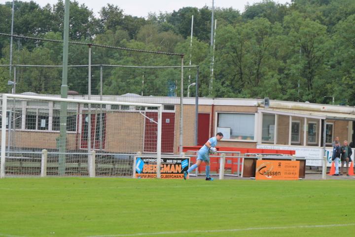 RCZ wint finale voorbereidingstoernooi na strafschoppen (1-1) van sv Beverwijk