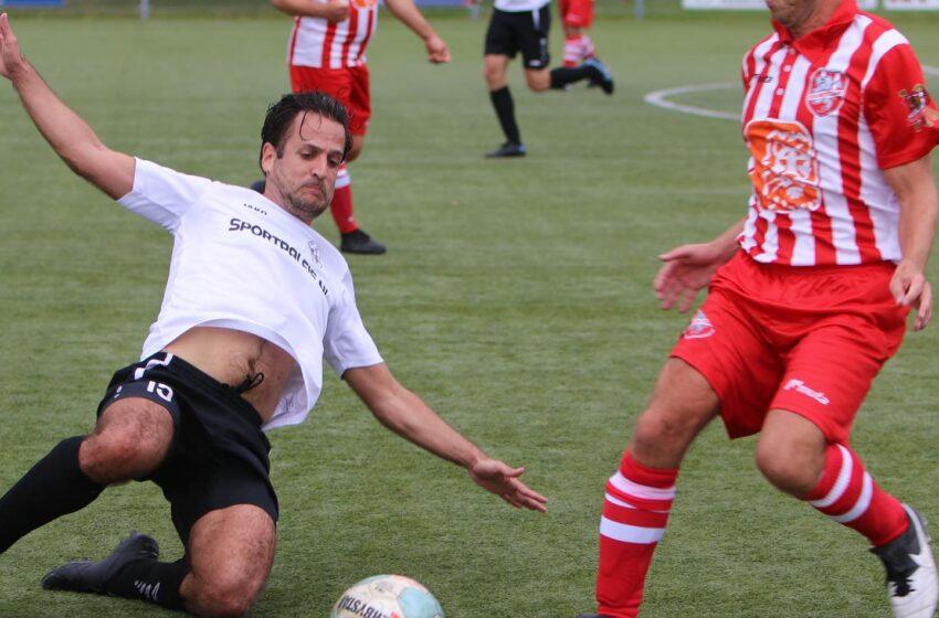vvv Westzaan (zat) uitgeschakeld in beker poulefase na 1-5 nederlaag tegen VVA/Spartaan
