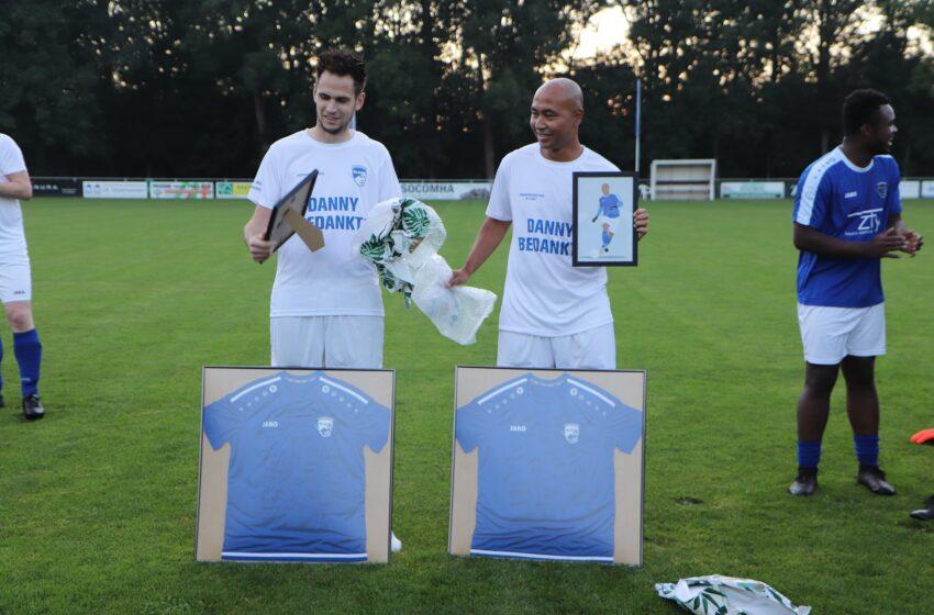 Blauw Wit W regelt `afscheids` wedstrijd voor Danny Roos