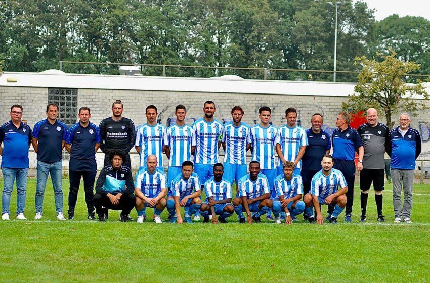 FC Zaandam verliest wederom, maar dit maal acceptabel van sterk DVVA