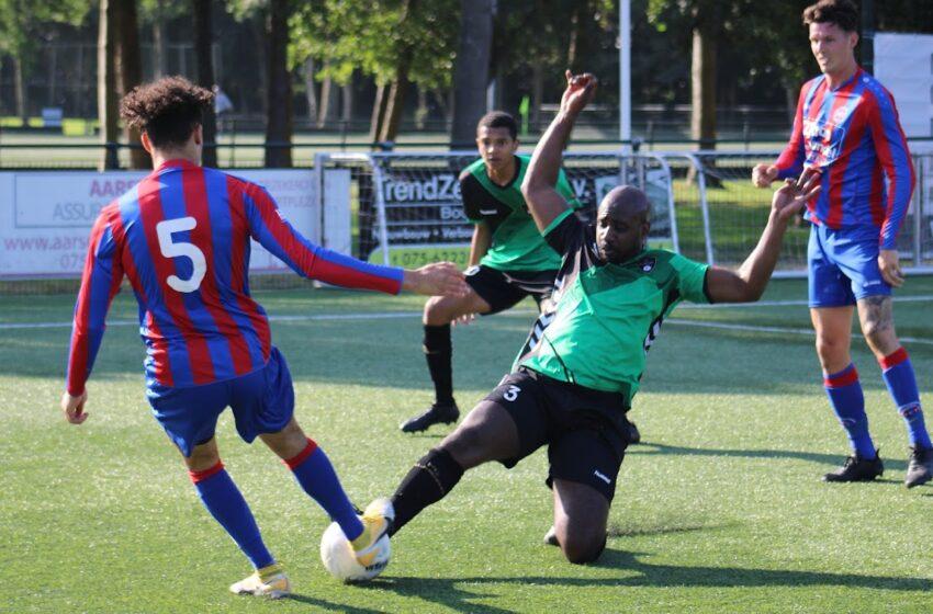 KFC start eerste bekerduel prima met overwinning op FC Almere