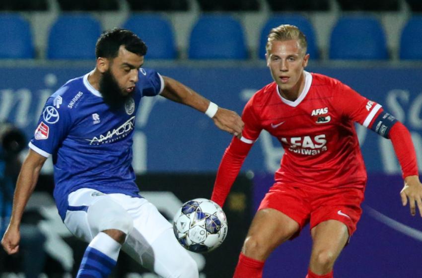 Jong AZ niet langs FC Den Bosch