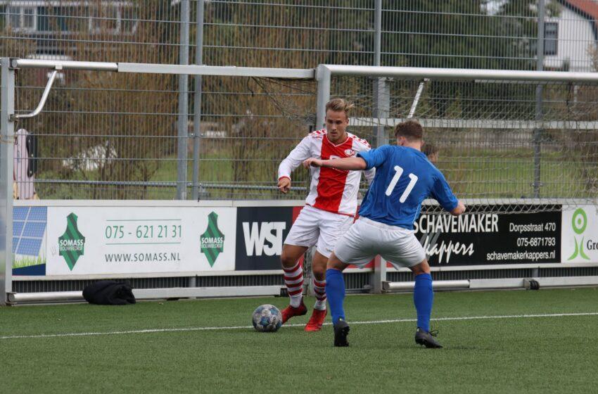 SVA rekent eenvoudig af met KSV: 6-0 en hattrick Sebbe Davids