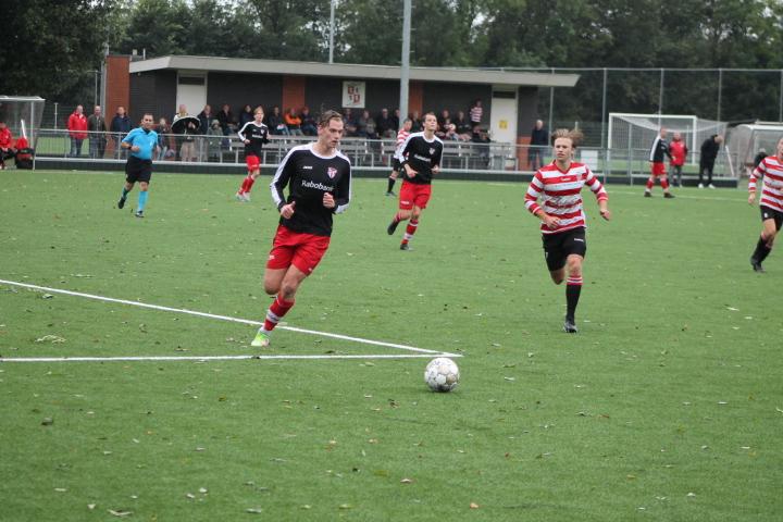 Sporting Krommenie wint ook tweede duel van outsider vv Bergen